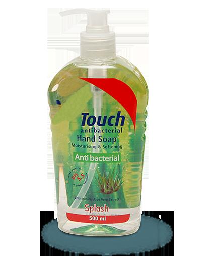 Sapun lichid antibacterian Splash